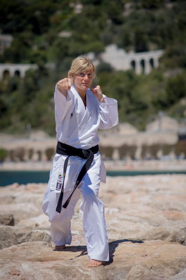 Manon Fiorot – Coach de Cardio Kick Boxing Training